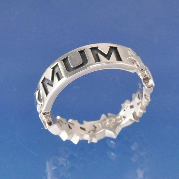 Cremation Ash Personalised Ring