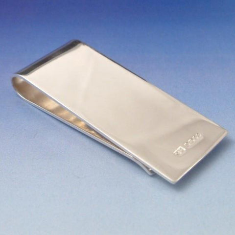 Plain Money Clip