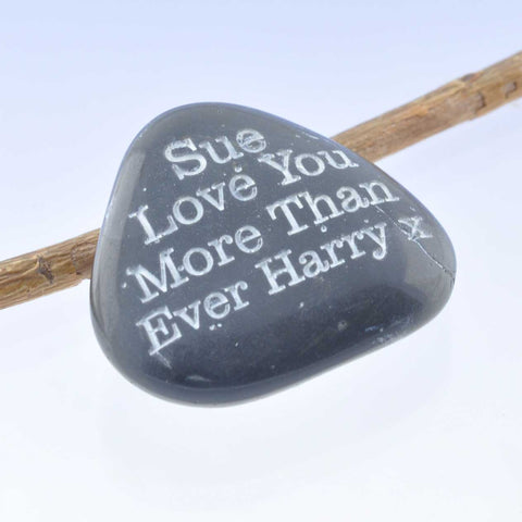 Personalised Pebble