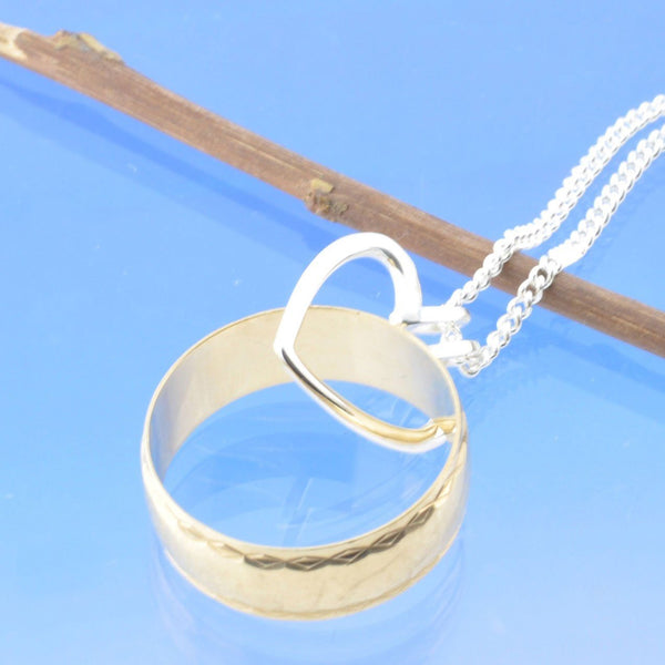 Ring Keeper Pendant