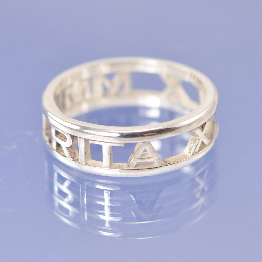 The Copperplate Ring