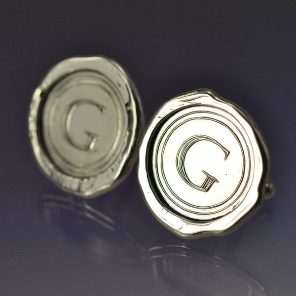 Wax Seal Cufflinks