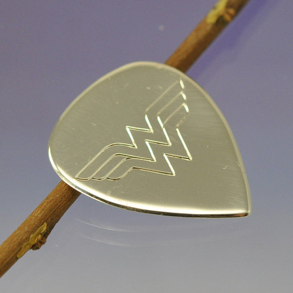 Guitar Plectrum - Your Hand Writing