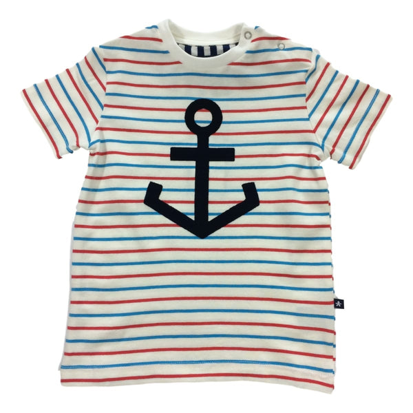 Toobydoo Anchor Graphic Tee - Frolicstyle