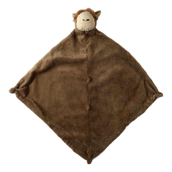 Angel Dear Brown Llama Blankie - Frolicstyle