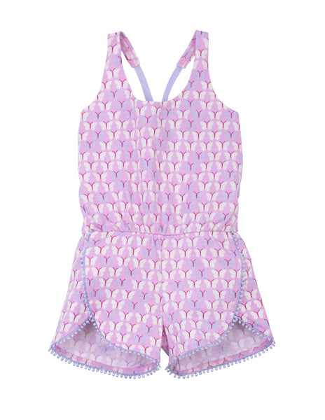 Hatley Sleeveless Pink Butterfly Jumper - Frolicstyle