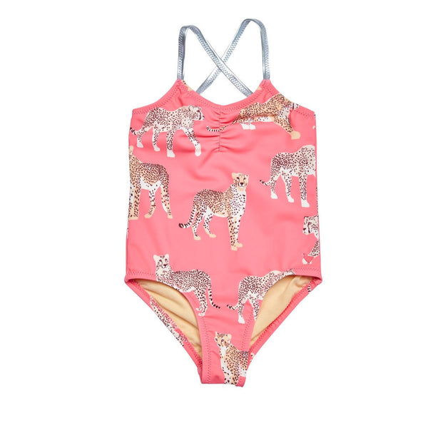 Pink Chicken Belle One Piece Swimsuit - Frolicstyle