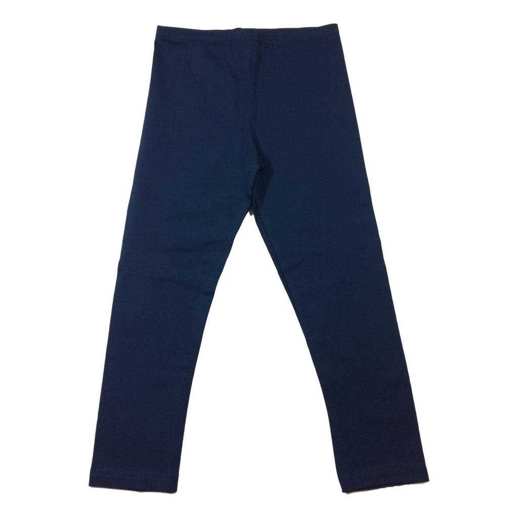 Toobydoo Girls Classic Navy Legging - Frolicstyle