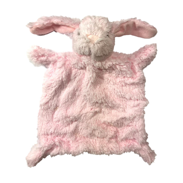 Elegant Baby Pink Flatso Blankie - Frolicstyle