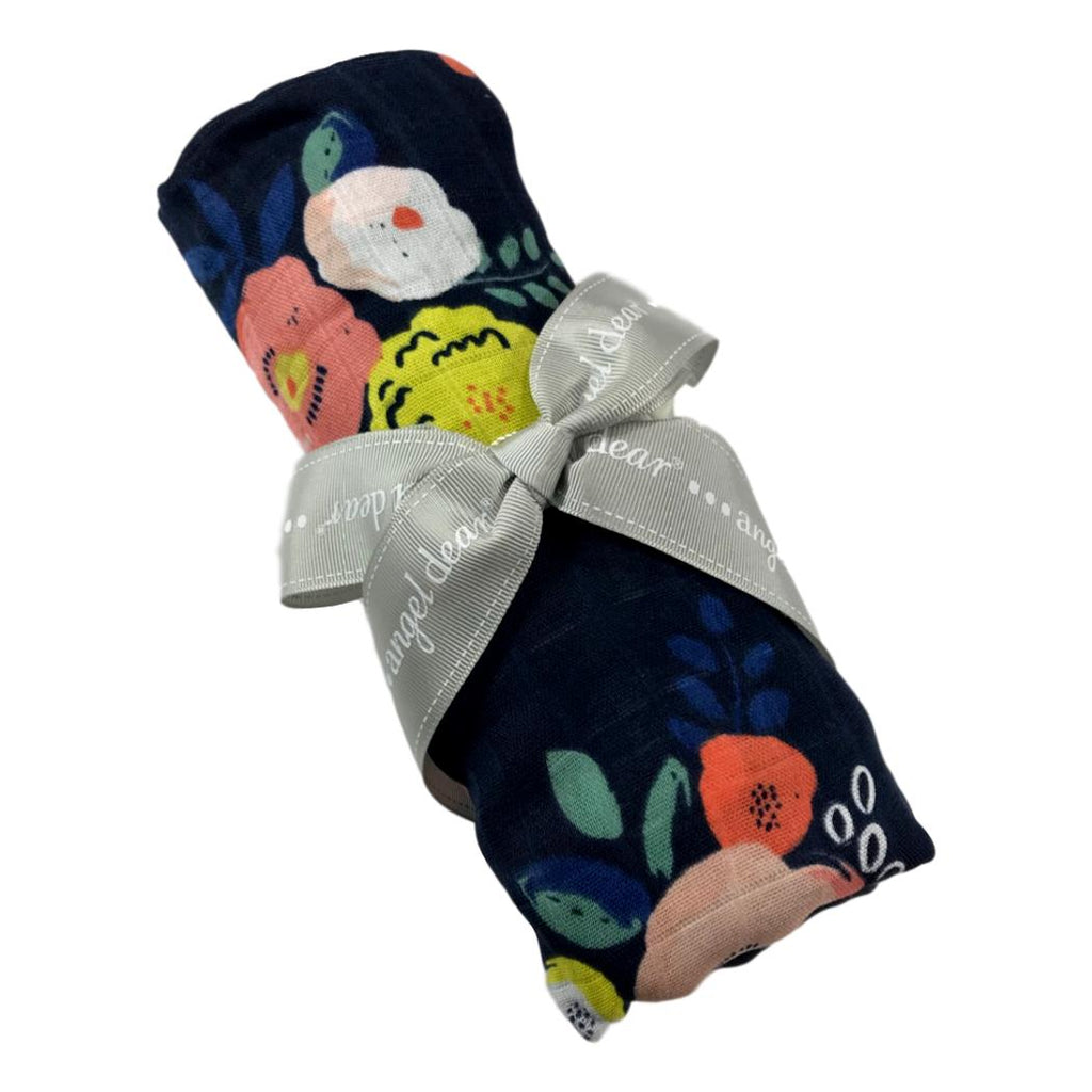 Angel Dear Full Bloom Swaddle Blanket - Frolicstyle
