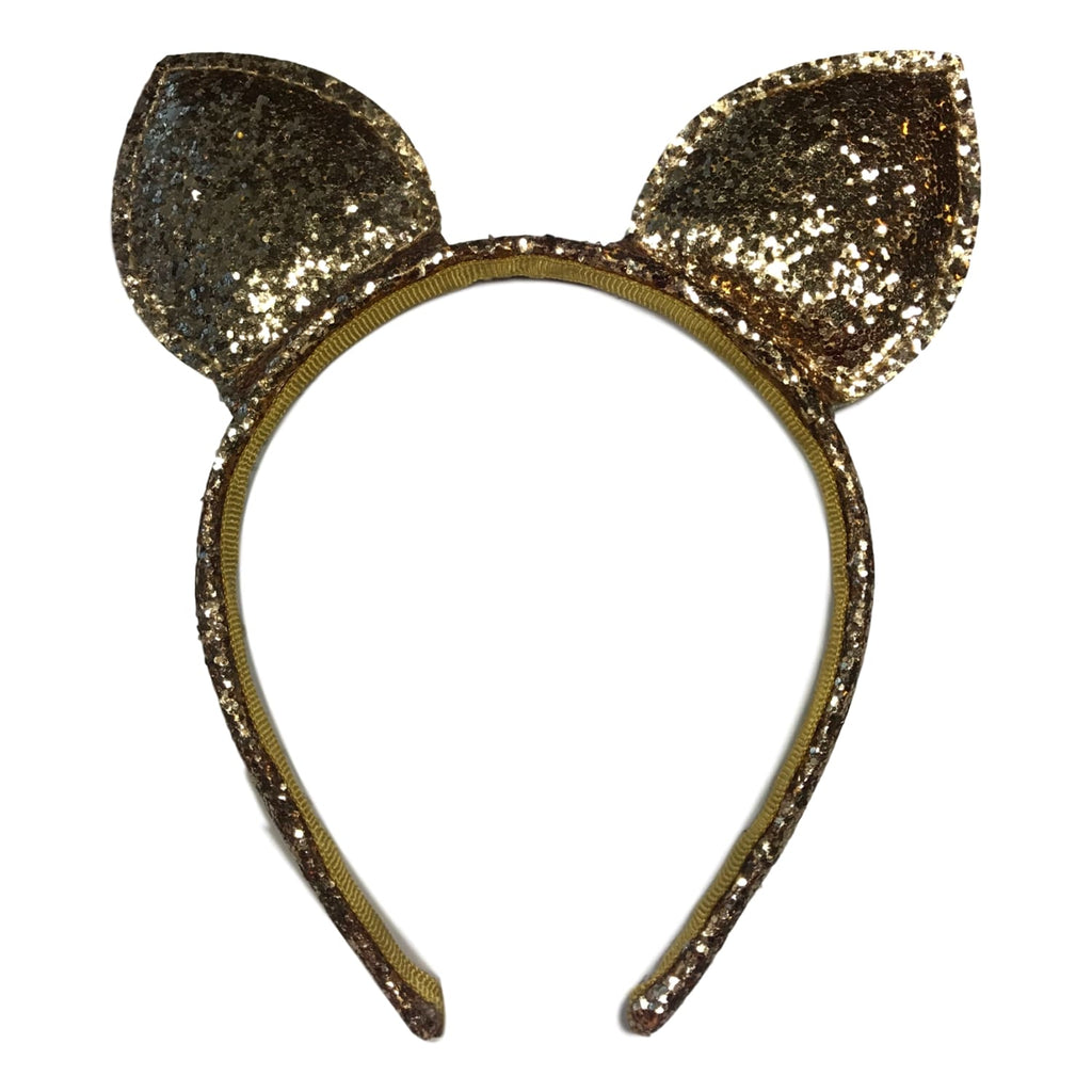 Couture Clips Glitter Cat Ears Headband - Frolicstyle