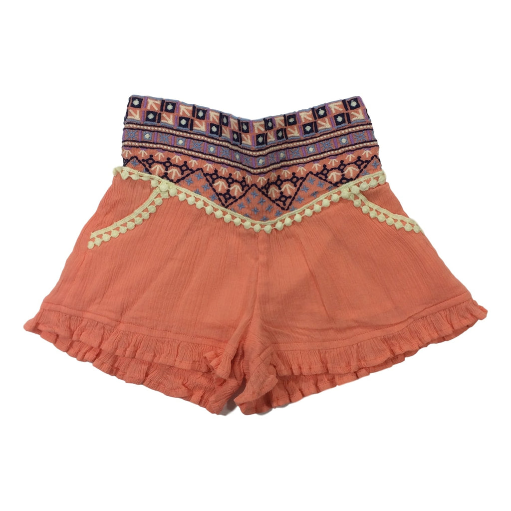 Jak and Peppar Layla Tangerine Short - Frolicstyle