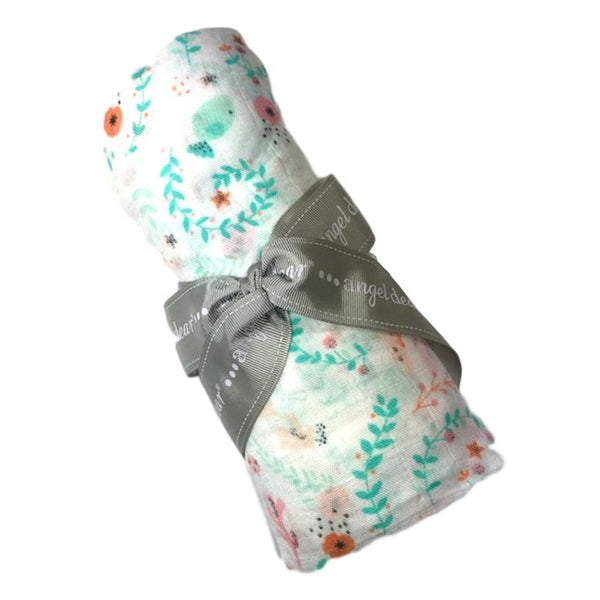 Angel Dear Jellyfish Garden Swaddle Blanket - Frolicstyle
