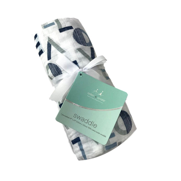 Aden + Anais Waverly Love Classic Swaddle - Frolicstyle