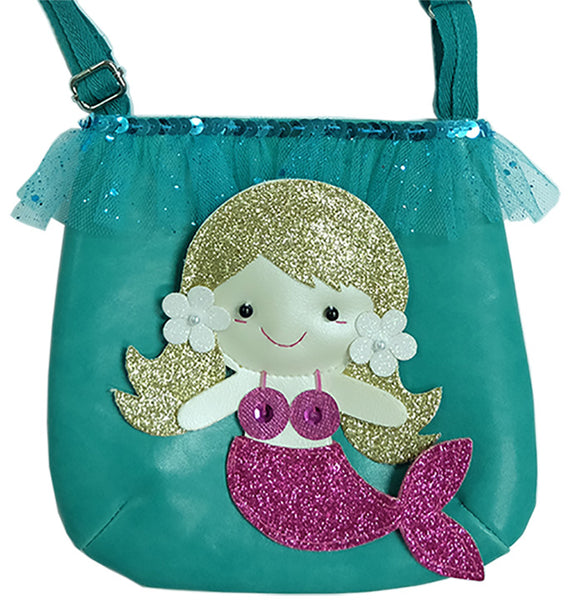 Lily and Momo Merry Mermaid Bag - Frolicstyle