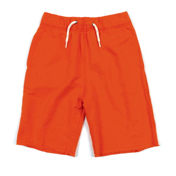 Appaman Orange Camp Shorts With Back Pocket - Frolicstyle