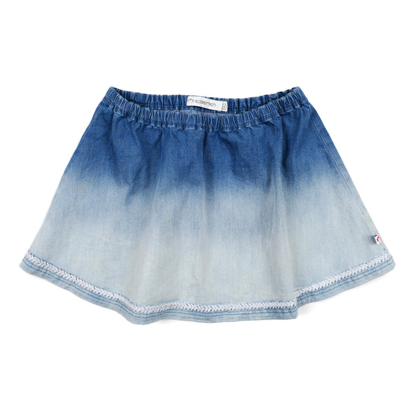 Appaman Dip Dyed Denim Kea Skirt - Frolicstyle