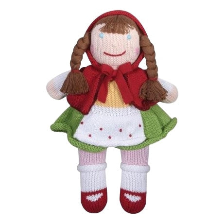Zubels Little Red Riding Hood - Frolicstyle