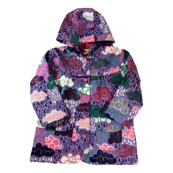 Hatley Stormy Days Classic Girls Raincoat - Frolicstyle