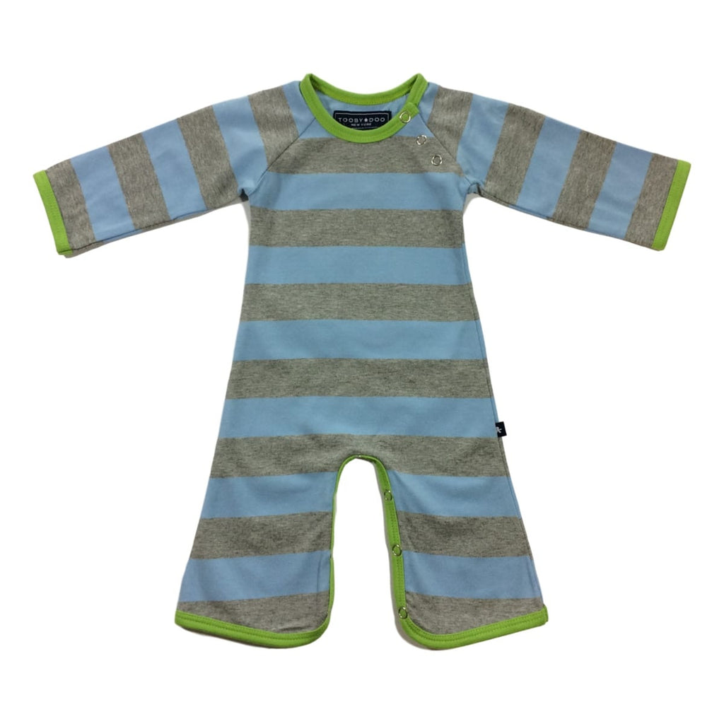 Toobydoo Long Sleeve Super Players Jumpsuit - Frolicstyle