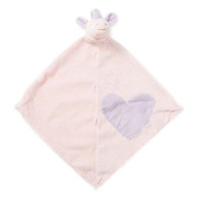 Angel Dear Pink Unicorn Blankie - Frolicstyle