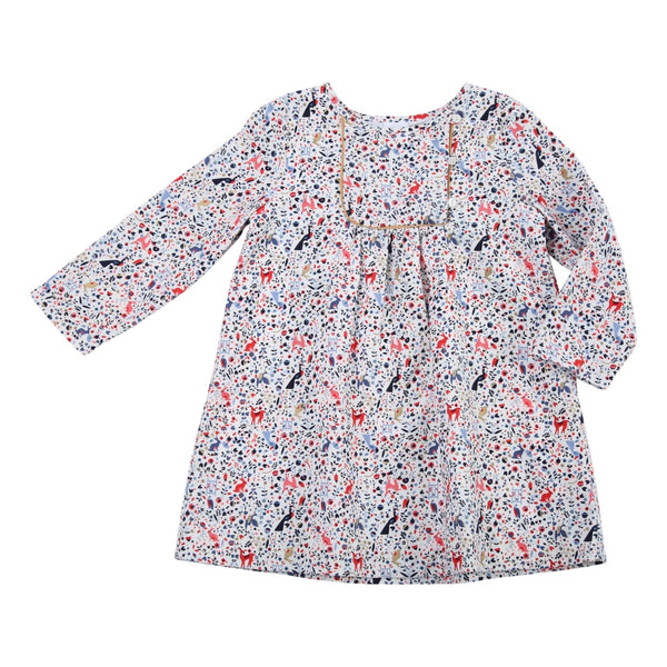 Egg Baby Margo Girls Corduroy Dress - Frolicstyle