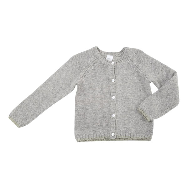 Egg Baby Phoebe Girls Wool Blend Cardigan - Frolicstyle