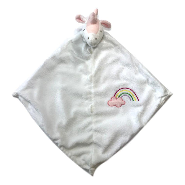 Angel Dear White Unicorn Blankie - Frolicstyle