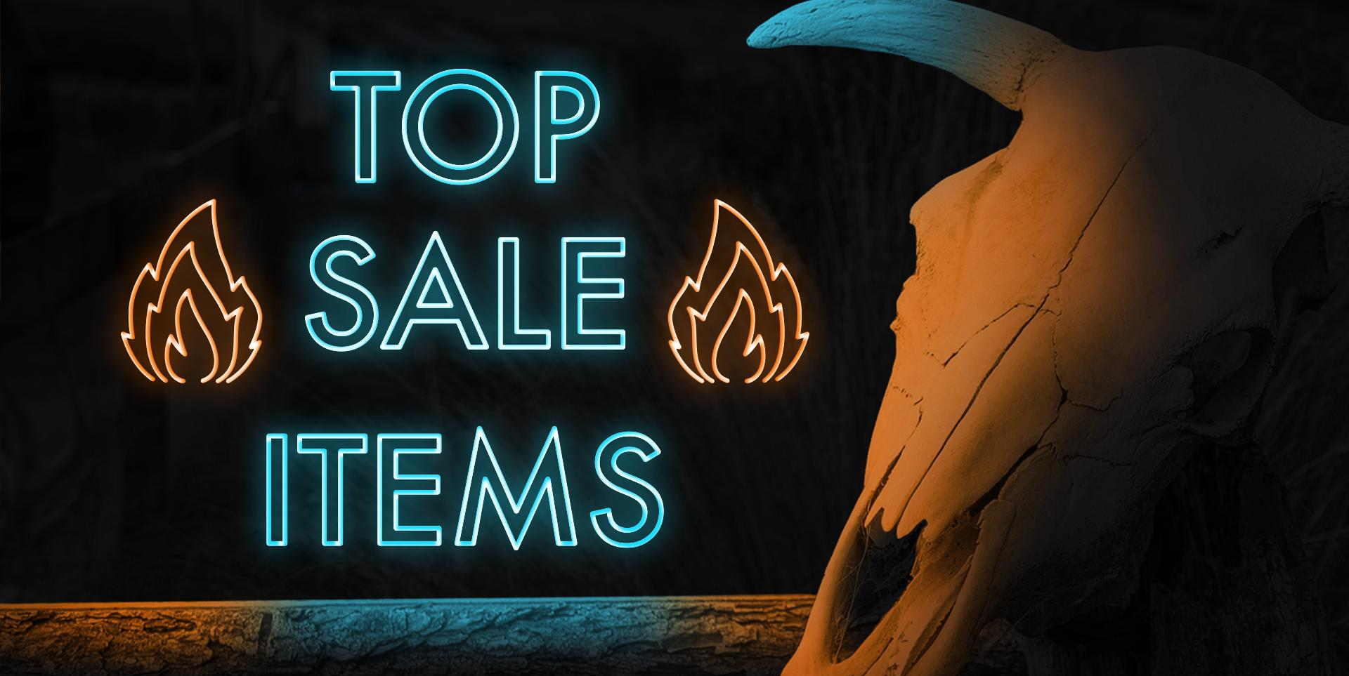 Top Sale Items Clearance