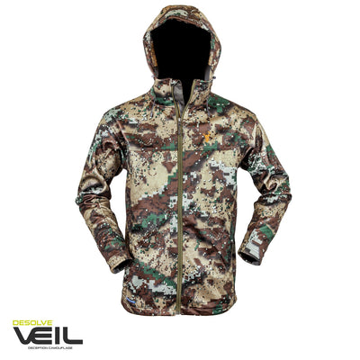 Sabre Soft Shell Top