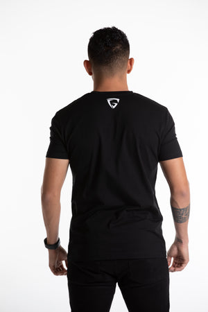 INCEPTION BLACK SHIRT