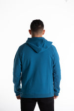 INCEPTION MARINE BLUE HOODIE