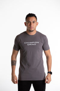 INCEPTION CHARCOAL SHIRT