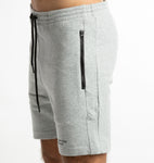 INCEPTION GRAY SHORTS