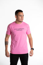 INCEPTION PINK SHIRT