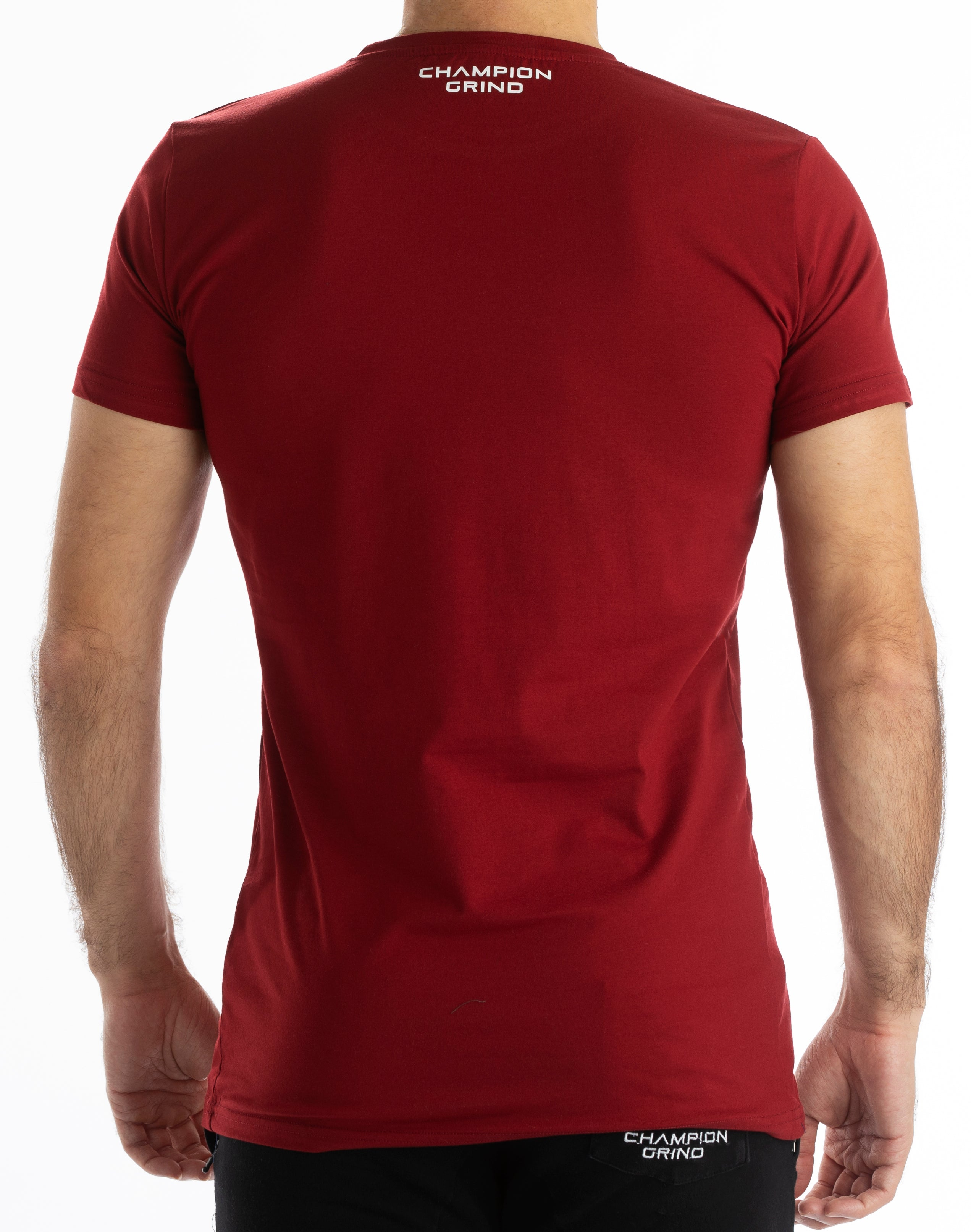 Burgundy Performance Shirt