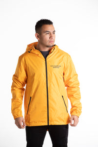 INCEPTION GOLD WINDBREAKER