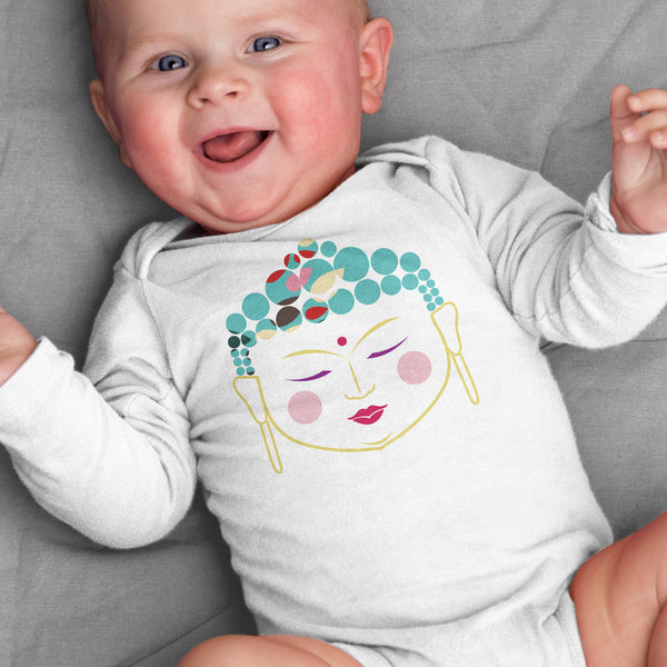 Buddha Baby Clothes for Baby Boy or Baby Girl