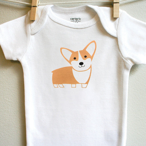 corgi baby clothes