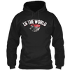 LS The World Hoodie