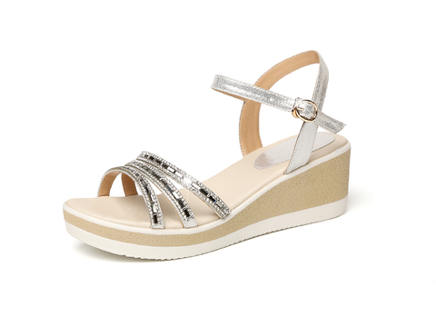 Womens Pretty Cool Wedge Sandals