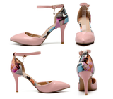 Womens Trendy City High Heels