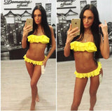 Trendy Design Modern Swimsuit Bikini