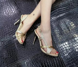 Ultra Modern High Heel Sandals