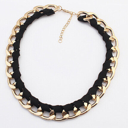 Urban Elegant Round Womens Necklace