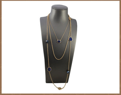 Gold Plated Necklace Torque