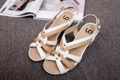 Stylish Summer Trendy Ankle Beach Sandals