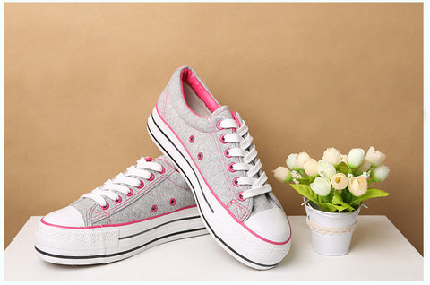 Womens Trendy Double Sole Sneakers