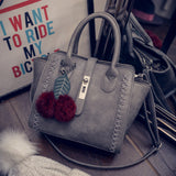 Womens Fashionable Casual City Handbag
