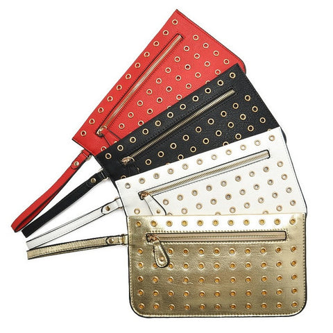 Womens Charming Everyday Clutch Handbag